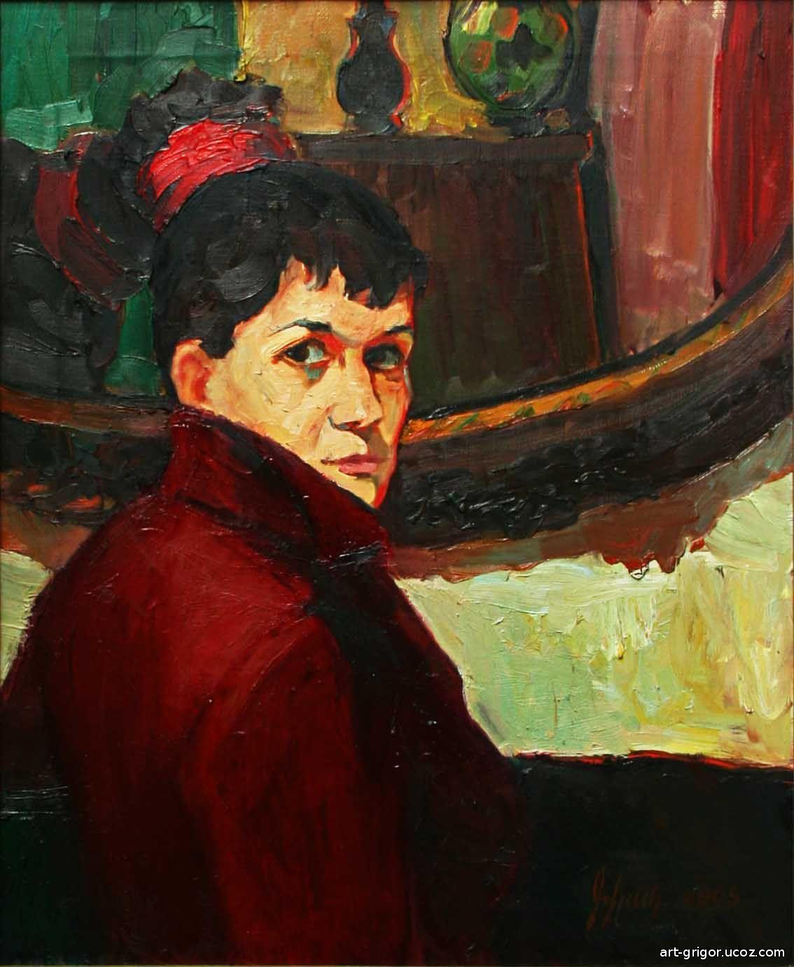 портрет маслом с натуры стоимость вирусов Санкт